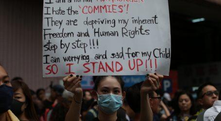 HONG KONG Državni službenici se pridružili prosvjedima, unatoč upozorenju vlasti