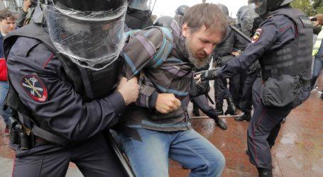 Ruska oporba planira novi prosvjed unatoč tisuću privedenih
