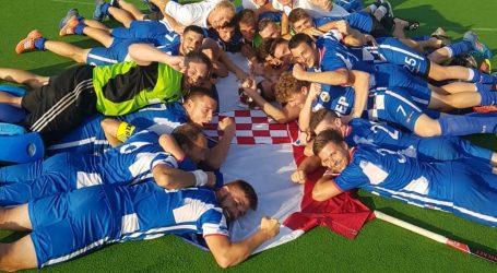 Hokej na travi: Hrvatska najbolja u C skupini EP-a