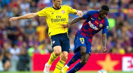 Barcelona svladala Arsenal 2-1