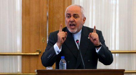 """Zarif upozorava da bi se i Iran mogao ponašati """"nepredvidljivo"""" kao i SAD"""