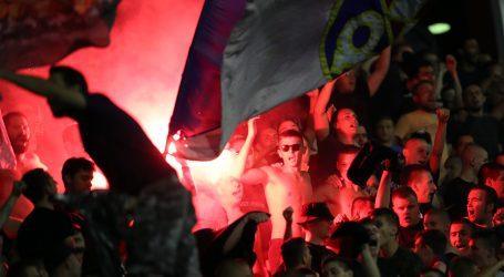 Utakmica Dinamo-Ferencvaroš prošla bez izgreda