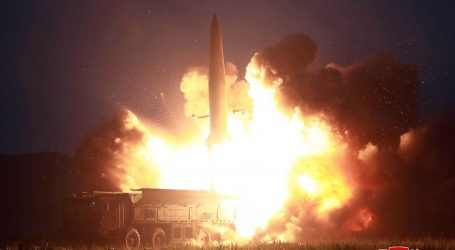 Sjeverna Koreja ispalila još dva projektila u more