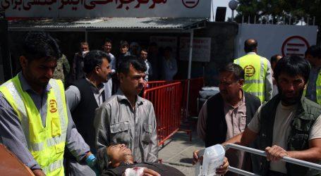U eksploziji automobila bombe u Kabulu gotovo stotinu ranjenih