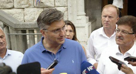 """PLENKOVIĆ: """"Izjava Josipovića o predsjednici jako je teška"""""""