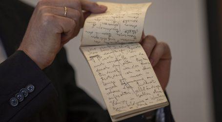 Kafkini rukopisi i pisma, izgubljeni u Europi, vraćeni u Izrael