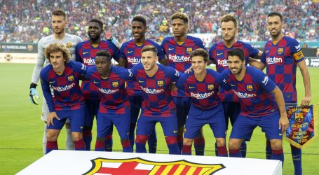 PRIMERA: Barcelona novu sezonu otvorila porazom kod Athletica