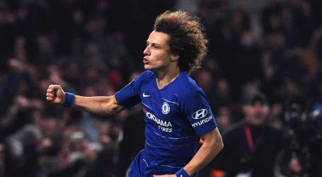 POJAČANJA U OBRANI: Arsenal doveo Davida Luiza i Kierana Tiernieyja
