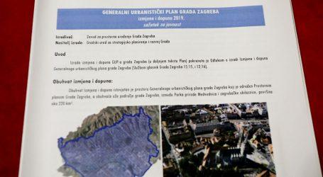 Arhitekti i urbanisti traže novu javnu raspravu o zagrebačkom GUP-u