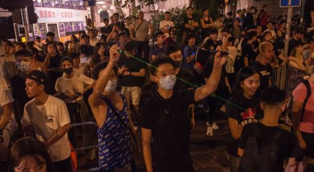 Profil prosvjednika u Hong Kongu – u velikoj većini mladi i visoko obrazovani