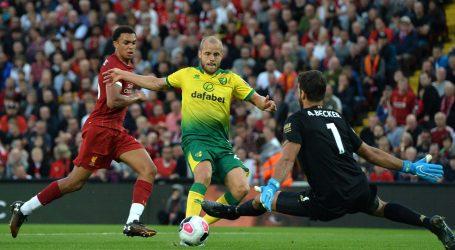 EUROPSKI PRVAK FURIOZNO Engleska: Liverpool – Norwich 4-1
