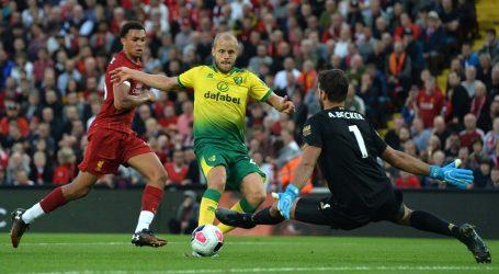 Alisson zbog ozljede pauzira nekoliko tjedana, Liverpool dovodi zamjenu