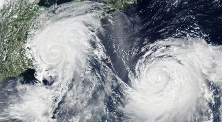KINA Najmanje 13 mrtvih, milijun ljudi evakuirano zbog udara tajfuna