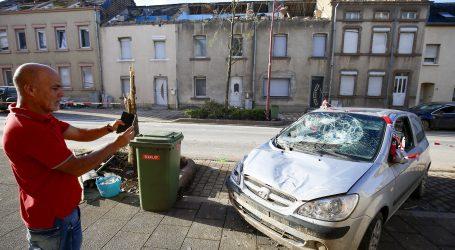 Tornado poharao Luksemburg , nekoliko ozlijeđenih