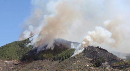 Požar bjesni na Gran Canariji, u Grčkoj evakuirana sela i kampovi