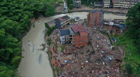 Broj smrtnih slučajeva od tajfuna u Kini porastao na 44