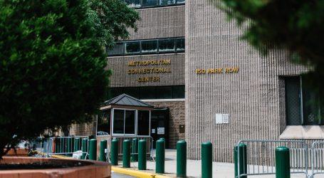 Zbog afere Epstein smijenjen direktor zatvora, suspendirana dvojica djelatnika