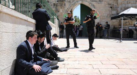 Dvojica Palestinaca ranila izraelskog policajca