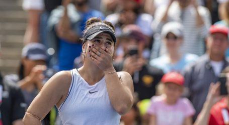 WTA TORONTO Andreescu pobjednica, Serena izdržala samo četiri gema
