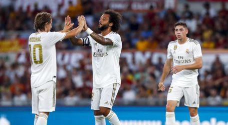 Roma slavila u prijateljskoj utakmici protiv Reala nakon penala