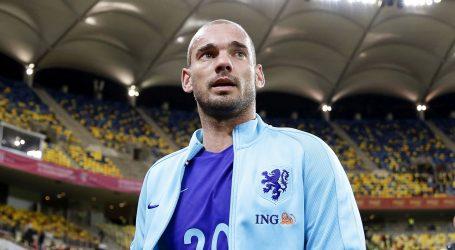 Wesley Sneijder otišao u mirovinu