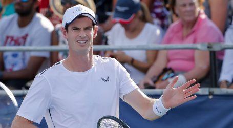 Andy Murray će na US Openu nastupiti samo u parovima
