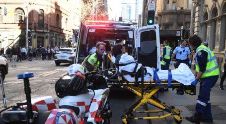 Muškarac izbo ženu u centru Sydneyja, svladali ga prolaznici