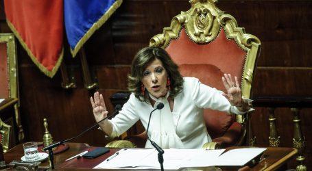 Talijanski Senat usporio krizu vlade i mogućnost novih izbora