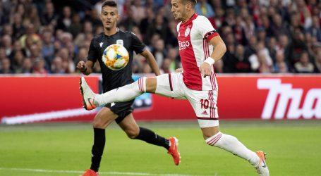 Ajax s igračem manje i bez gola na Cipru, veliki kapital Sparte i Club Bruggea