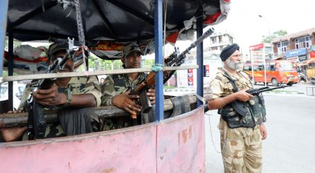 Indija ponovno uvela ograničenja kretanja u Kašmiru nakon sukoba