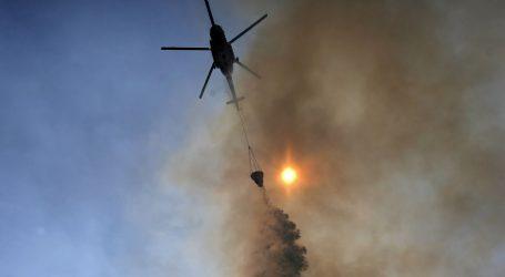 Tisuću vatrogasaca bori se s dva požara na jugu Francuske