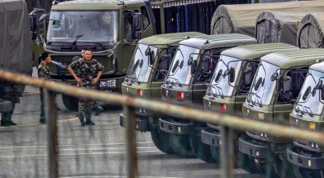 Trump predložio kineskom predsjedniku da se osobno sretne s prosvjednicima u Hong Kongu