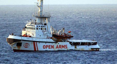 Španjolska šalje brod po migrante s Open Armsa
