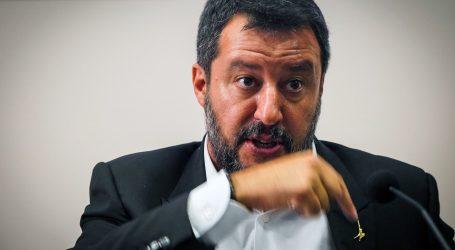 Salvini smatra da je zaslužan za 80 posto manje migranata u Italiji