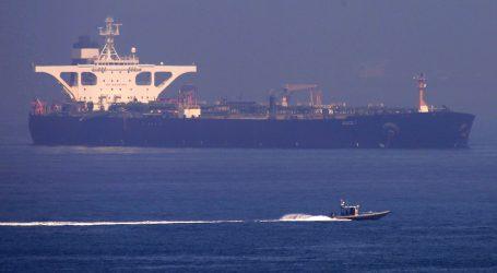 Odlazak iranskog tankera iz Gibraltara još upitan
