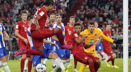 BUNDESLIGA Bayernu samo bod protiv Herthe u prvom kolu