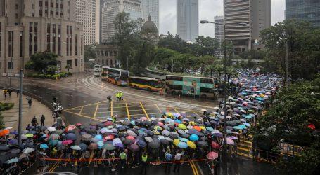 Nastavljaju se prosvjedi u Hong Kongu