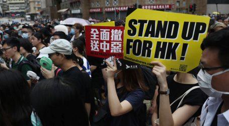 Hong Kong se priprema za novi masovni prosvjed