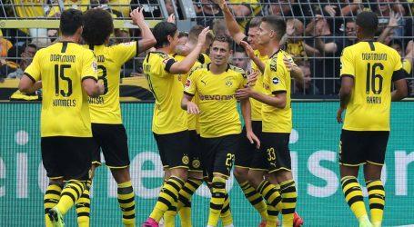Visoka pobjeda Borussije na otvaranju Bundeslige