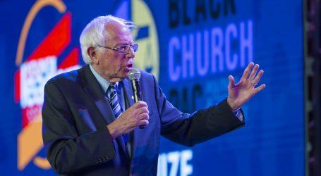 'GREEN NEW DEAL': Sanders predstavio plan borbe protiv klimatskih promjena