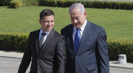 Izrael želi snažnije veze s Ukrajinom