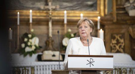 """Merkel se prisjeća pada """"željezne zavjese"""" i zauzima za Europu """"s ljudskim licem"""""""