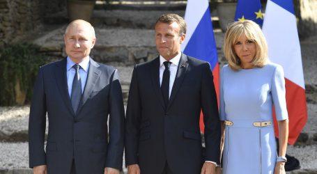 """Putin govori o """"opreznom optimizmu"""" kada se radi o odnosima s ukrajinskim predsjednikom"""