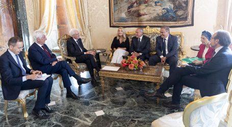 Talijanski predsjednik želi brz dogovor o formiranju nove vlade