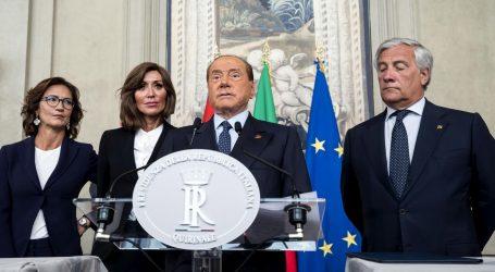 Berlusconi kaže da njegova stranka želi prijevremene izbore