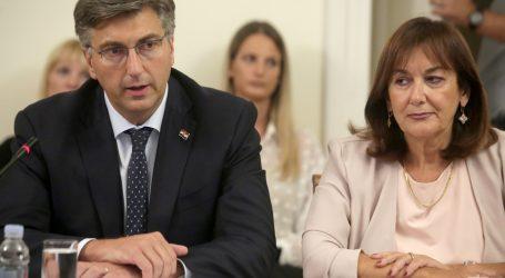 """PLENKOVIĆ 'Hrvatska javnost bit će """"izrazito zadovoljna"""" resorom dobivenim u Europskoj komisiji'"""