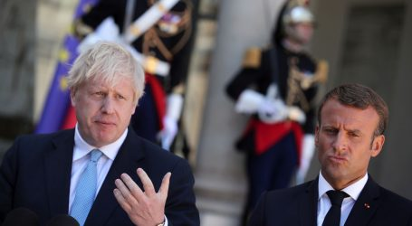 Macron rekao Johnsonu kako nema dovoljno vremena za novi dogovor o Brexitu