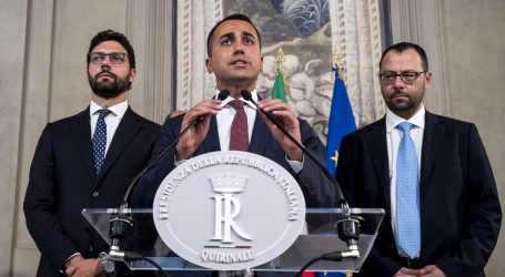 Pet zvijezda postavlja zahtjevne uvjete za koaliciju s demokratima