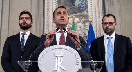Pokret pet zvijezda suspendirao razgovore o novoj vladi s Demokratskom strankom