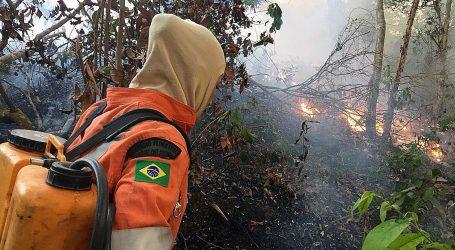Dok Amazonija gori, Bolsonaro svijetu poručuje da se ne miješa u 'brazilska unutarnja pitanja'